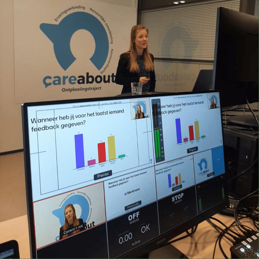 Samenwerken bij CareAbout!